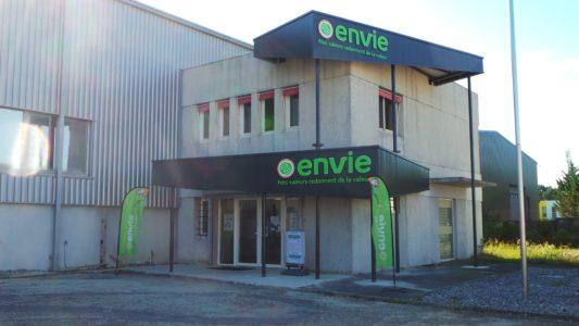 Photo de notre nouveau magasin d'ENVIE Gironde à Pessac